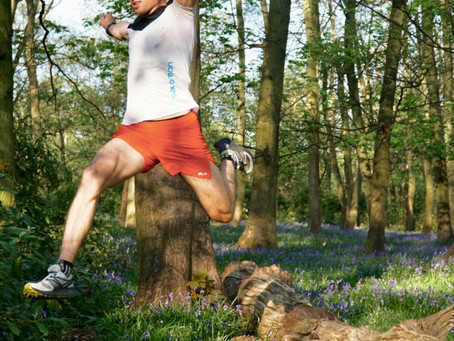 Percy Cerruty and Trail Running