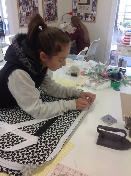 School Holiday Sewing Program