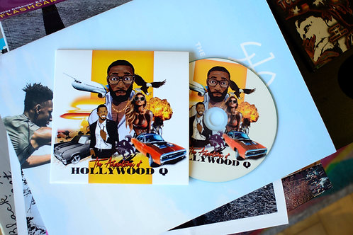 The Adventures of Hollywood Q (Physical CD)