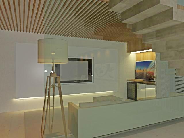 Sala de TV Home Cine Home Theater Copa do Mundo