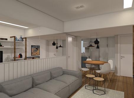 Imóveis alugados: Ideias fáceis para personalizar os ambientes