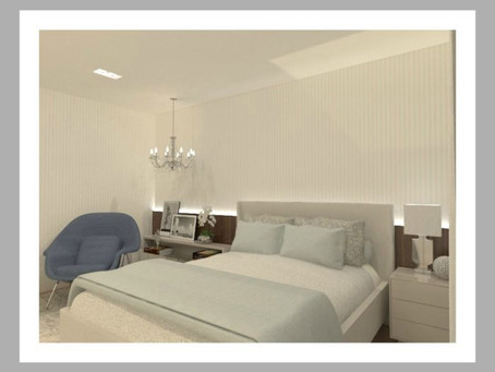 Lugar de sonhar acordado: quartos