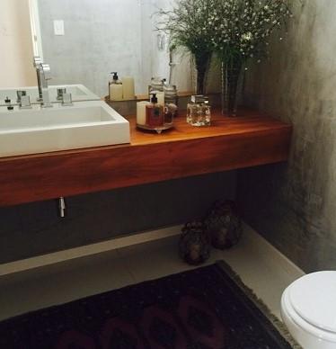 planta no banheiro