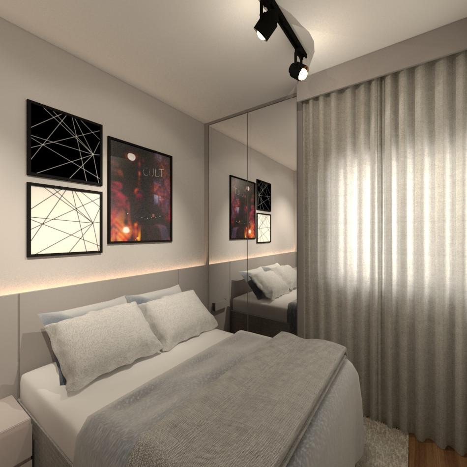 apartamentos pequenos arquitetura