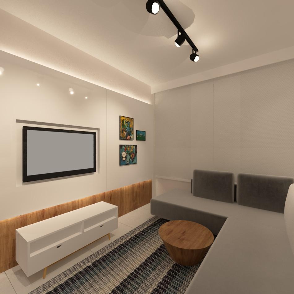como decorar apartamento alugado