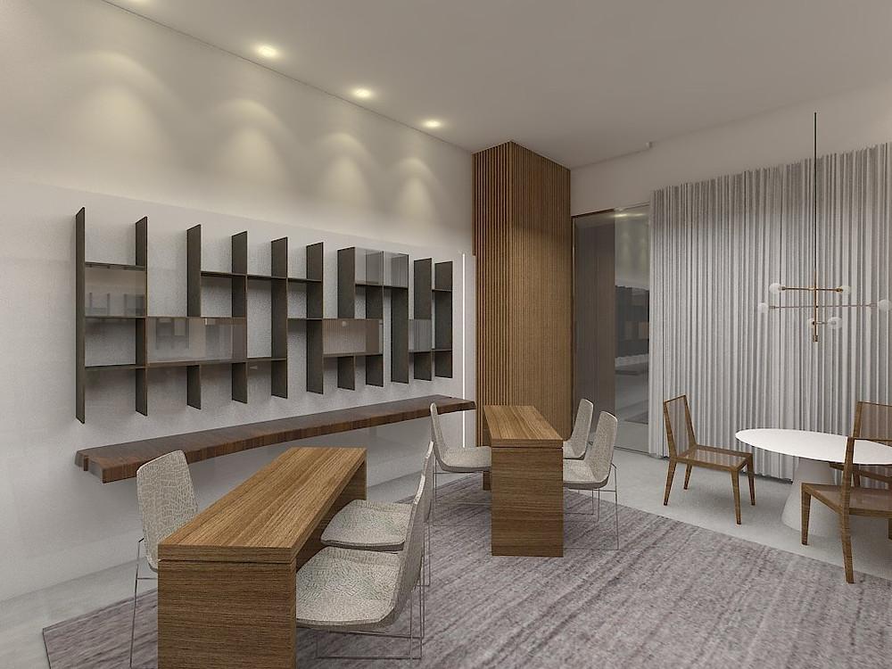 Nova Loja Baldi Joias projeto do escritório Aletheia Westermann Arquitetos