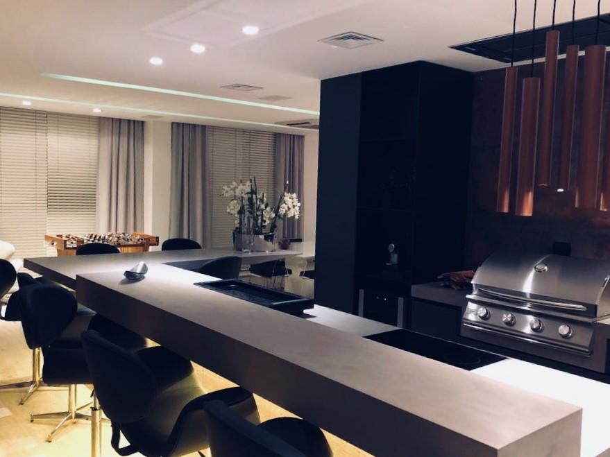 Espaço Gourmet Projeto arquiteta Aletheia Westermann Arquitetos