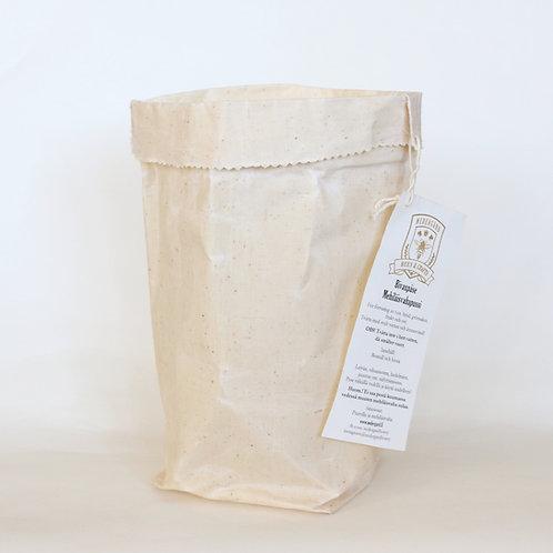Beeswax bag 22x34 cm
