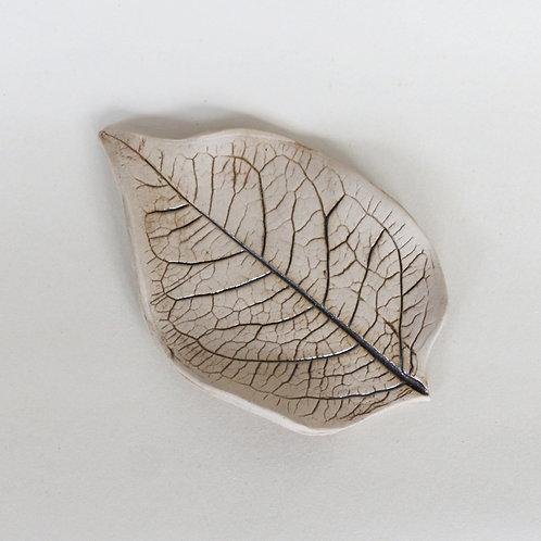 Leaf Kynttilälautanen
