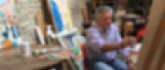 Gilles pascal-Roux atelier