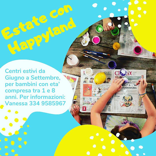 Estate con Happyland