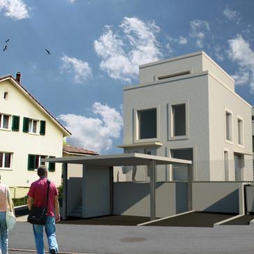 Quelle ARGE Fasnacht Architekten + Probst Architektur GmbH, Basel