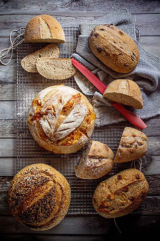 Pães_fermetanção_artesanal;_pão_