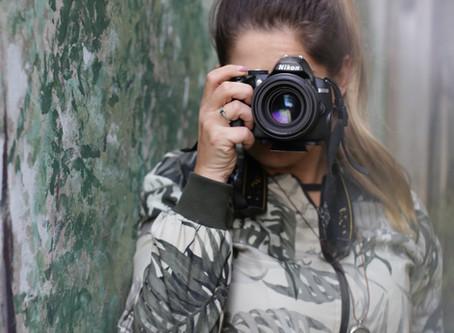 Qual câmera é a sua cara?!