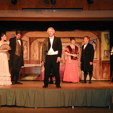 Steyning Drama Club Production