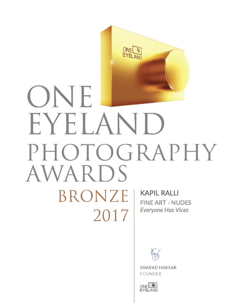 One Eyeland Award 2017