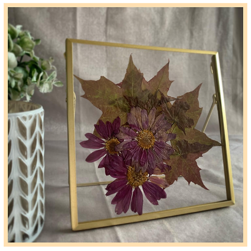 Handmade: Multi-way Frame (Purple)