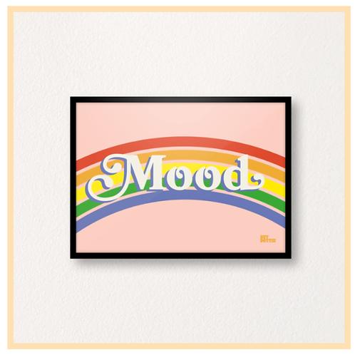 Handmade: Mood A4 Print