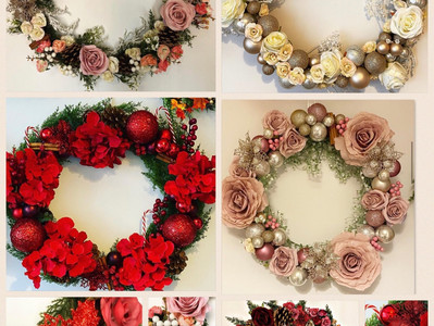 Introducing Stephanie - The Wreath Maker