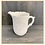 Thumbnail: White Ceramic Jug With Heart Decal