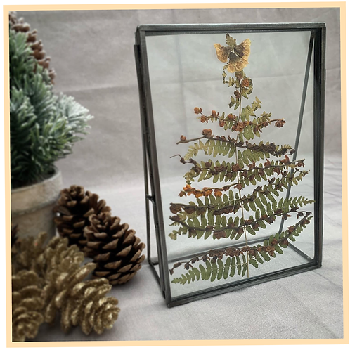 Handmade: Oh Christmas Tree Frame
