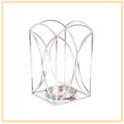 Metal Wire Candle Lantern