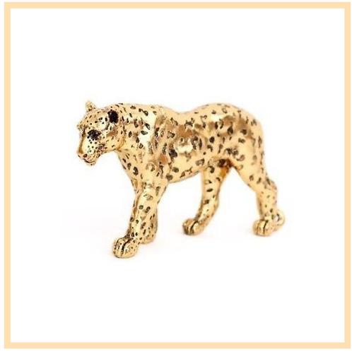 Small Leopard Ornament