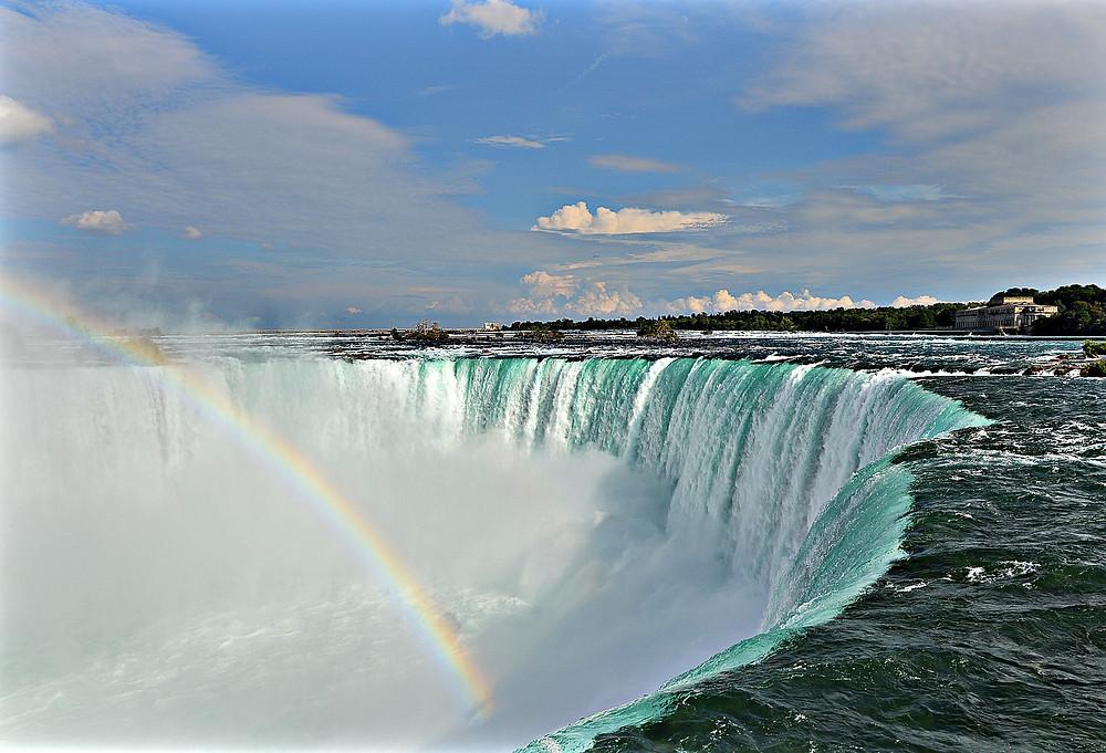 Mind Up english school - cataratas Niagara