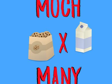 Much X Many