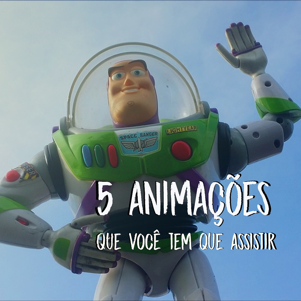 5 animações ingles - Mind Up