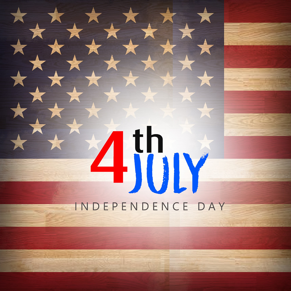 4th july - independencia eua - mind up