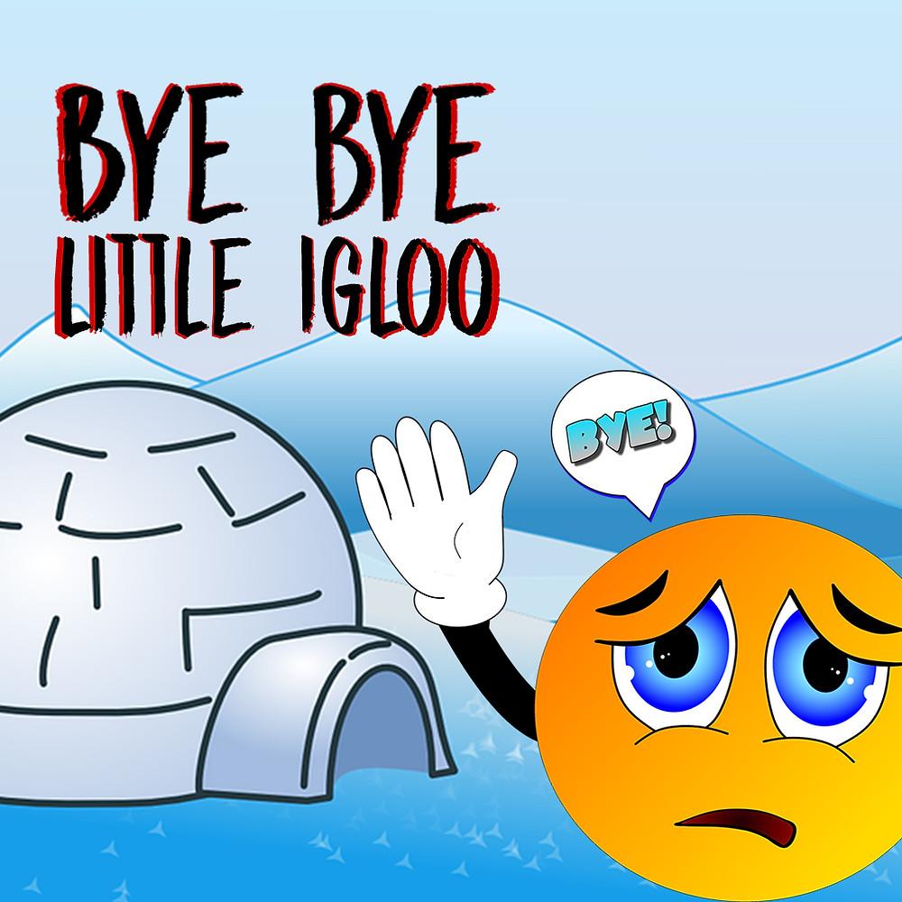 little igloo- bar onde se fala ingles