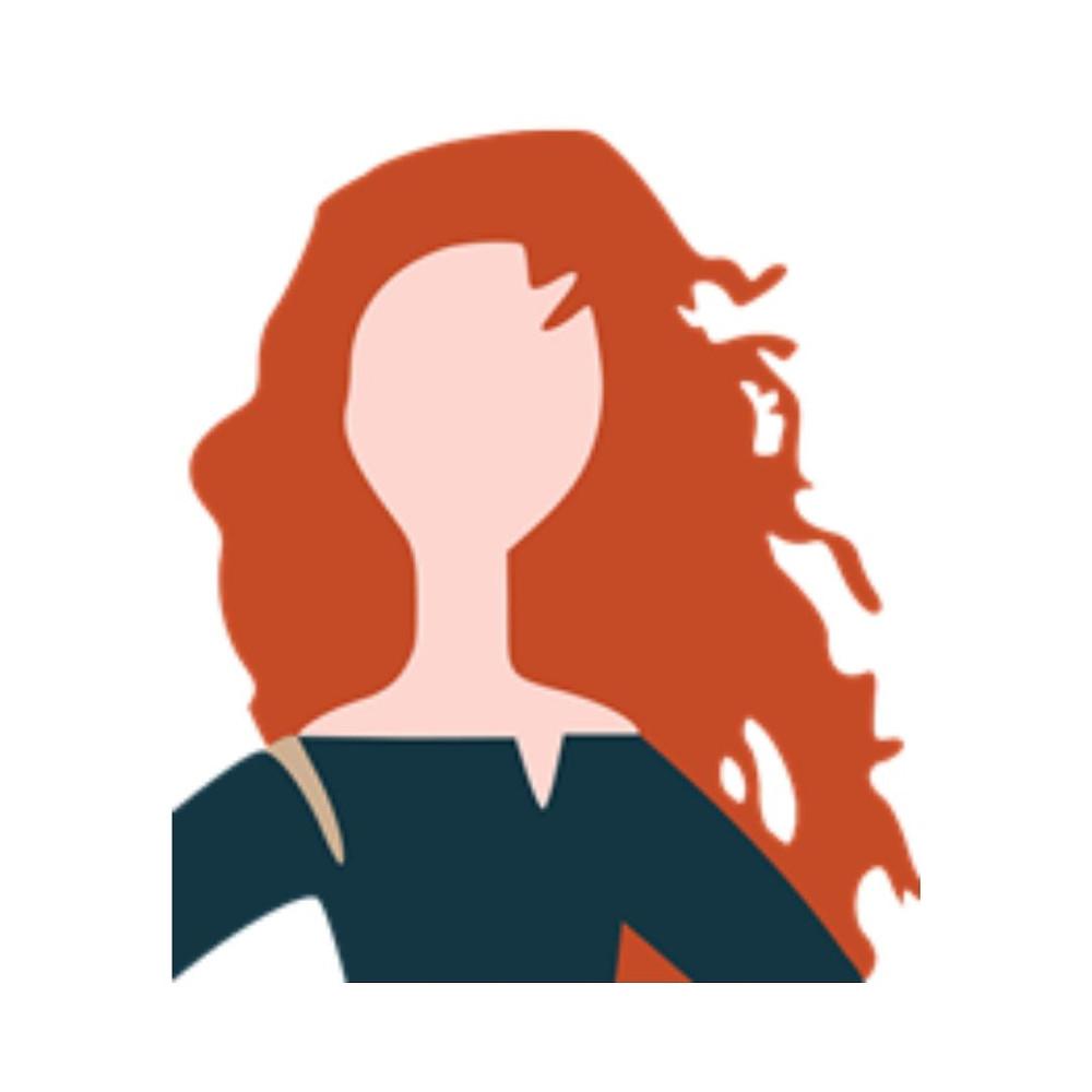 red hair (cabelos ruivos)