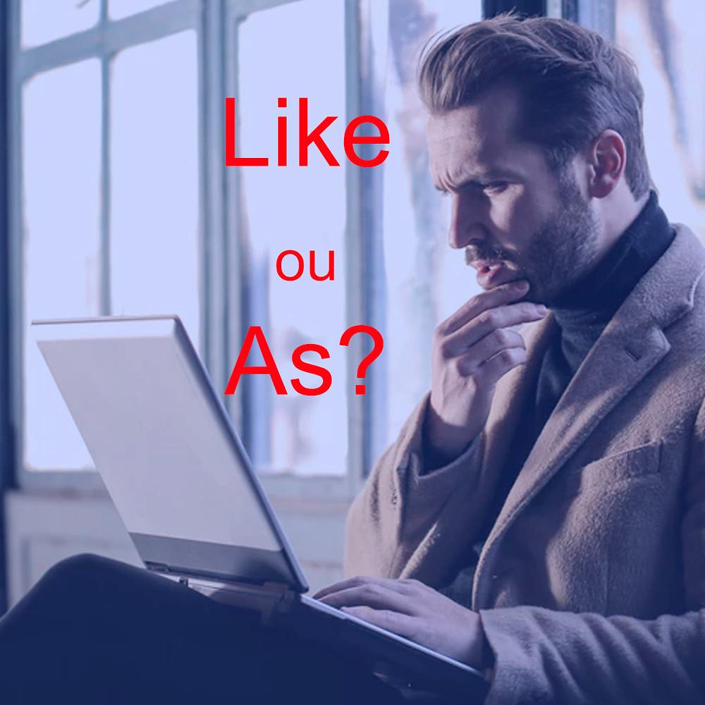 Like ou as
