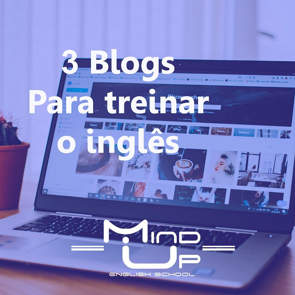blogs para treinar o inglês