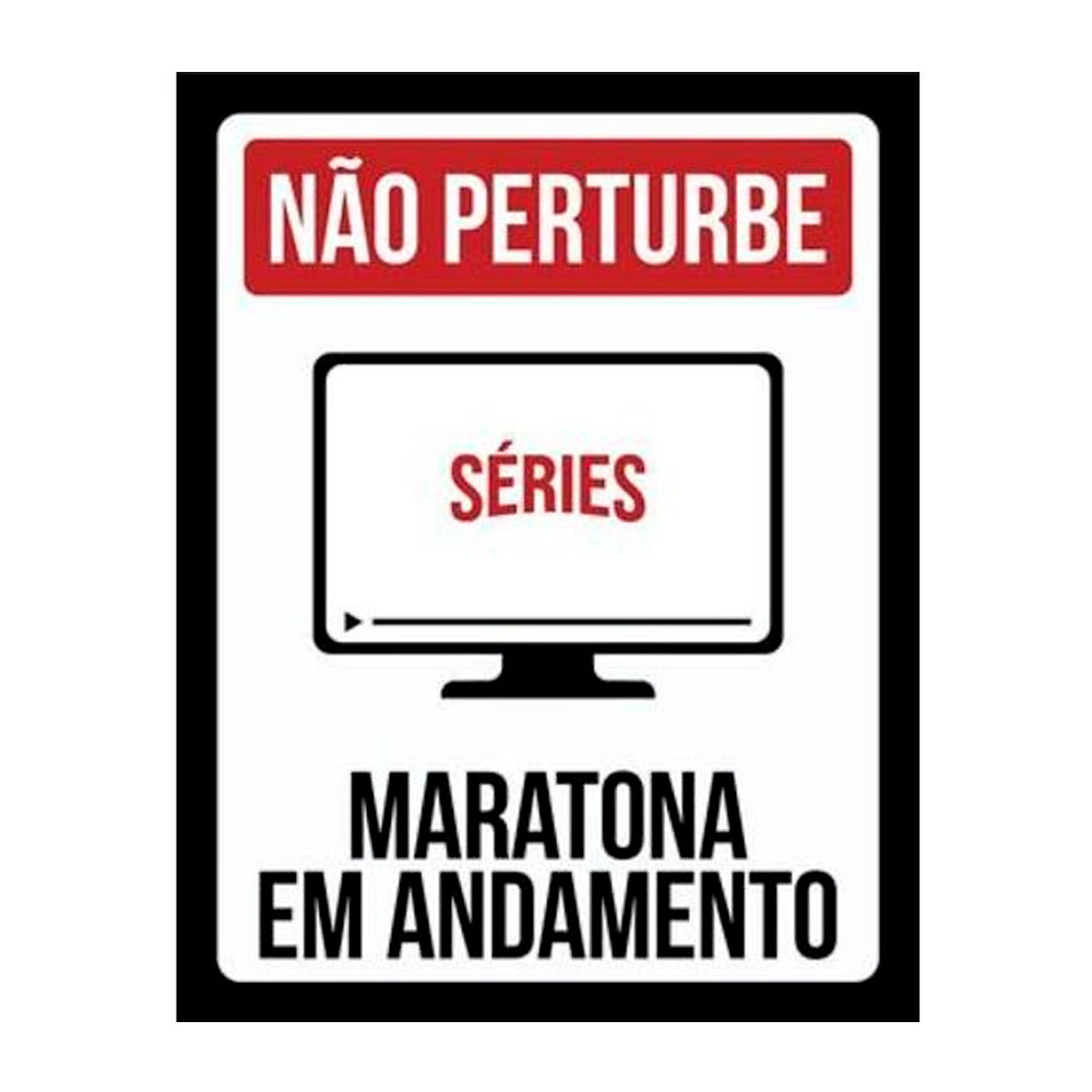 Maratona de quarentena