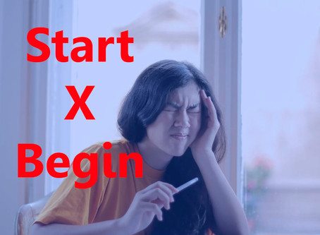 Begin ou Start? quando devo usar