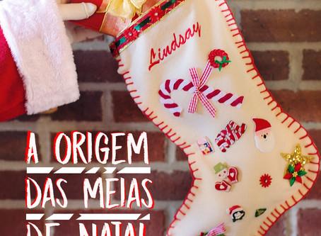 A história das meias de natal