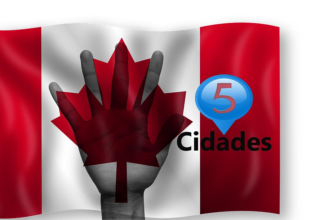 5 cidades para conhecer no canadá