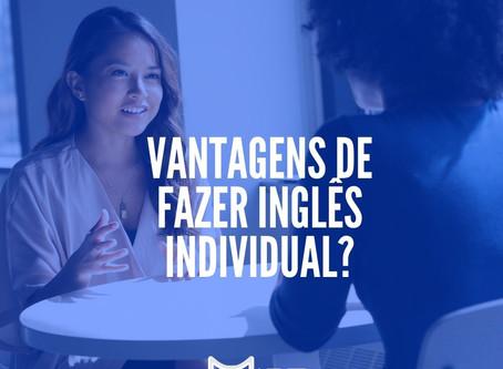 vantagens de fazer inglês individual?