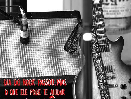 Dia do rock também te ajuda no inglês!