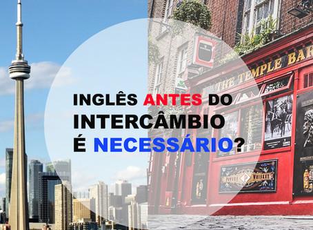 inglês é necessário pro intercâmbio?