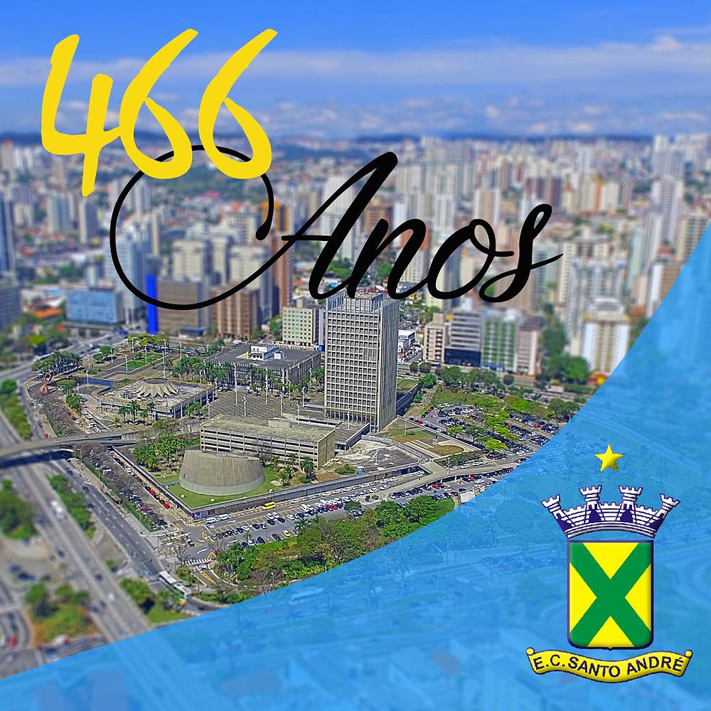 466 anos de Santo André - Mind Up