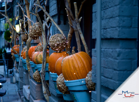 Como é o halloween nos EUA?