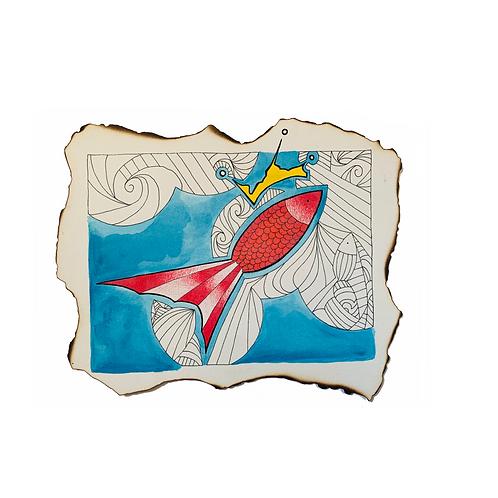 Singed Royal Fish (2)