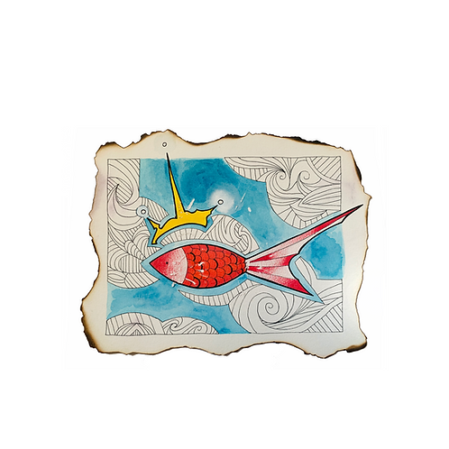 Singed Royal Fish (3)