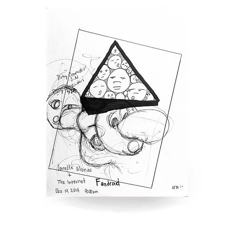 Fandroid Sketch