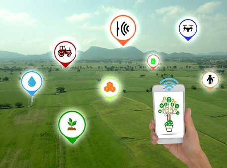 Knowledge of farmers in new technology..