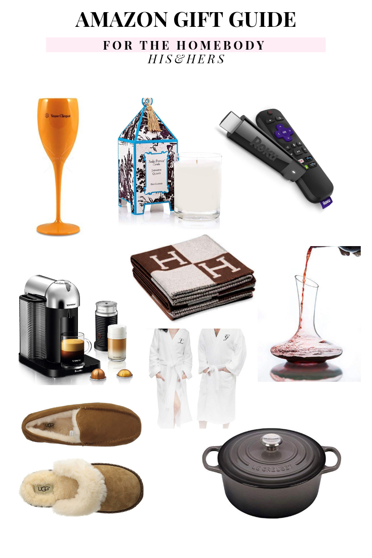 AMAZON GIFTS FOR THE HOMEBODY