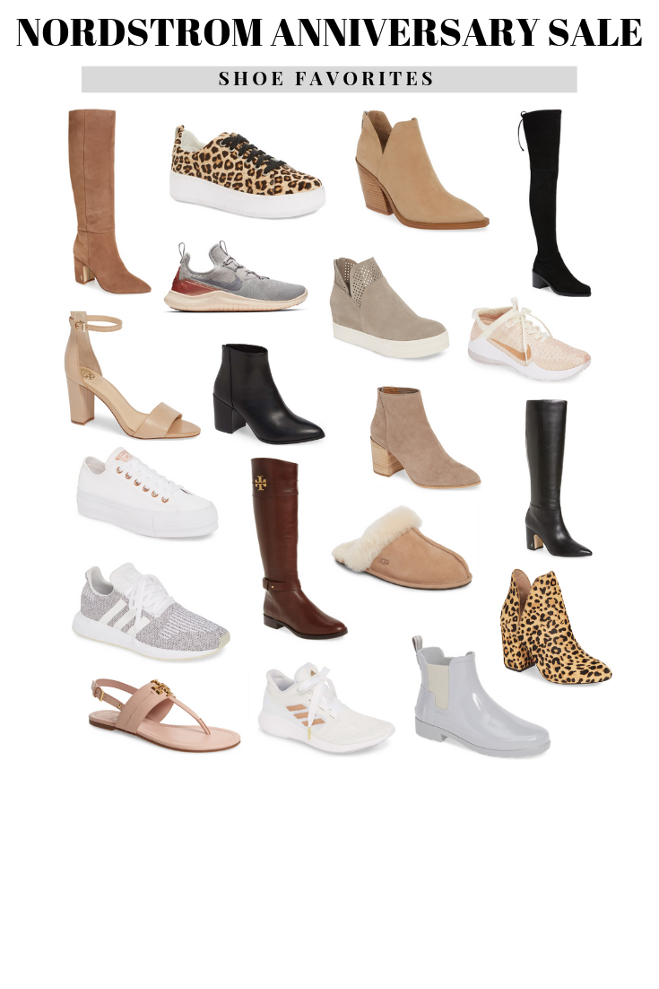 NORDSTROM ANNIVERSARY SALE GUIDE +  GIVEAWAY